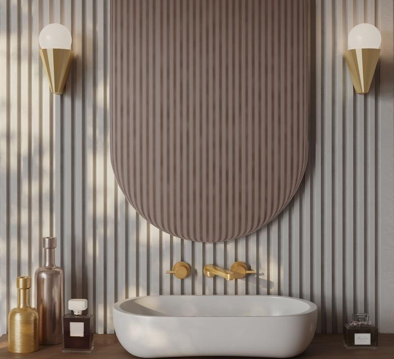 Ip cornet emilie cathelineau applique murale wall light  cvl ipcornet sb  design signed nedgis 108960 product