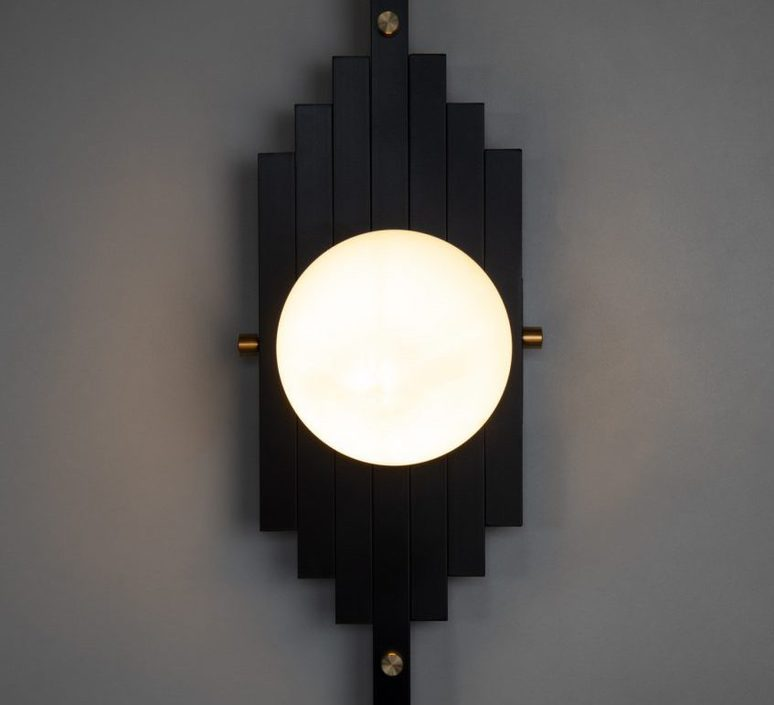 Josephine simple daniel gallo applique murale wall light  daniel gallo josephine simple  design signed nedgis 81530 product