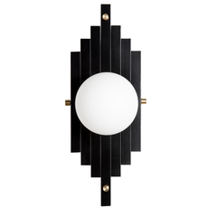 Josephine simple daniel gallo applique murale wall light  daniel gallo josephine simple  design signed nedgis 81531 thumb