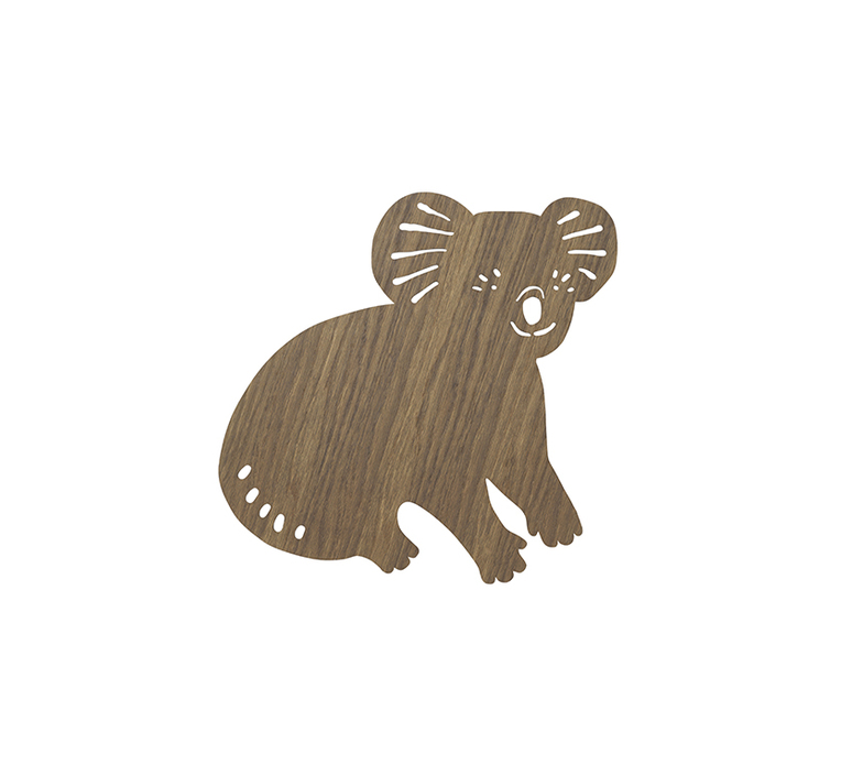 Koala lamp trine andersen applique murale wall light  ferm living 100049 316  design signed nedgis 64163 product