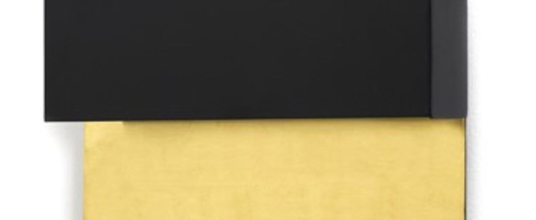 Applique murale kvg 05 04 noir laiton l30cm h30cm serax normal