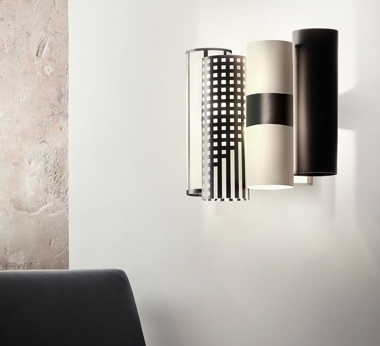 La lollo lorenza bozzoli applique murale wall light  slamp lal87app0000mc000  design signed nedgis 66233 product