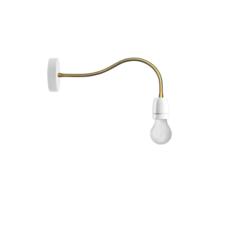Lampe a bras flexible  applique murale wall light  zangra light 040 w go  design signed 45618 thumb