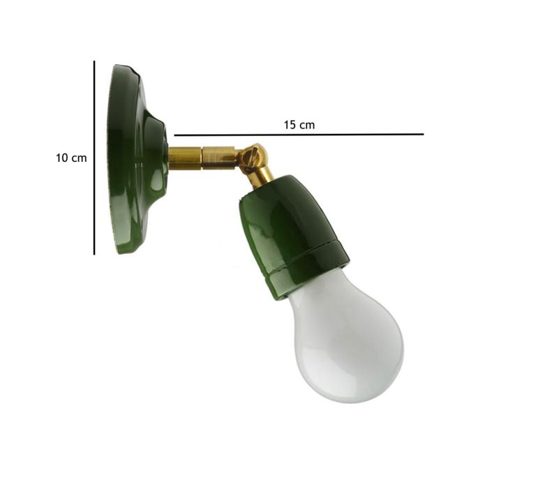 Lampe articulable porcelaine  applique murale wall light  zangra light 036 011 gr  design signed 38406 product