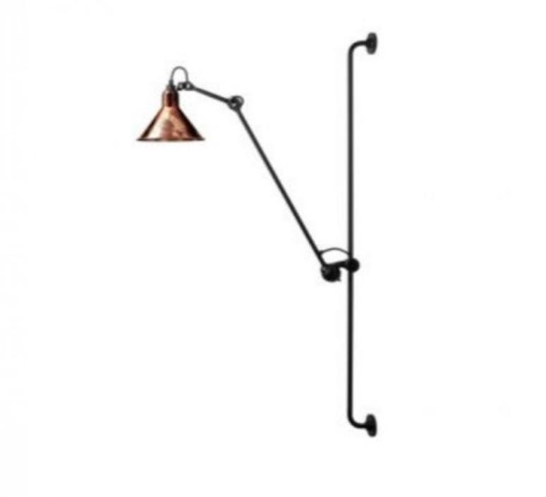 Lampe gras 214 bernard albin gras dcw editions 214bl sat luminaire lighting design signed 106226 product