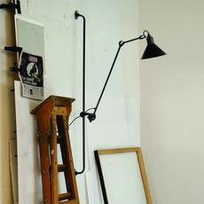 Lampe gras 214 bernard albin gras dcw editions 214bl sat luminaire lighting design signed 29448 thumb