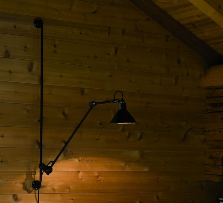 Lampe gras 214 bernard albin gras dcw editions 214bl sat luminaire lighting design signed 29449 product