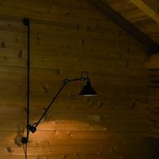 Lampe gras 214 bernard albin gras dcw editions 214bl sat luminaire lighting design signed 29449 thumb