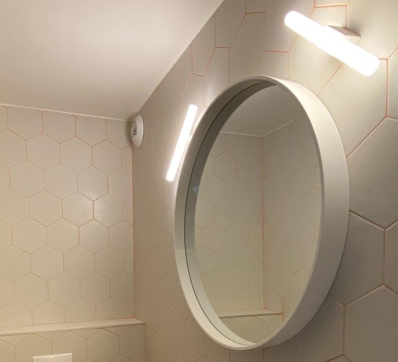 Lampe tubulaire opale  applique murale wall light  zangra light 073 02 030 wm  design signed 112072 product