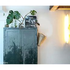 Lampe tubulaire studio zangra applique murale wall light  zangra light lf 073 01 100 gs  design signed nedgis 126391 thumb