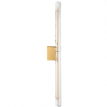 Applique murale lampe tubulaire or o3cm h50cm zangra normal