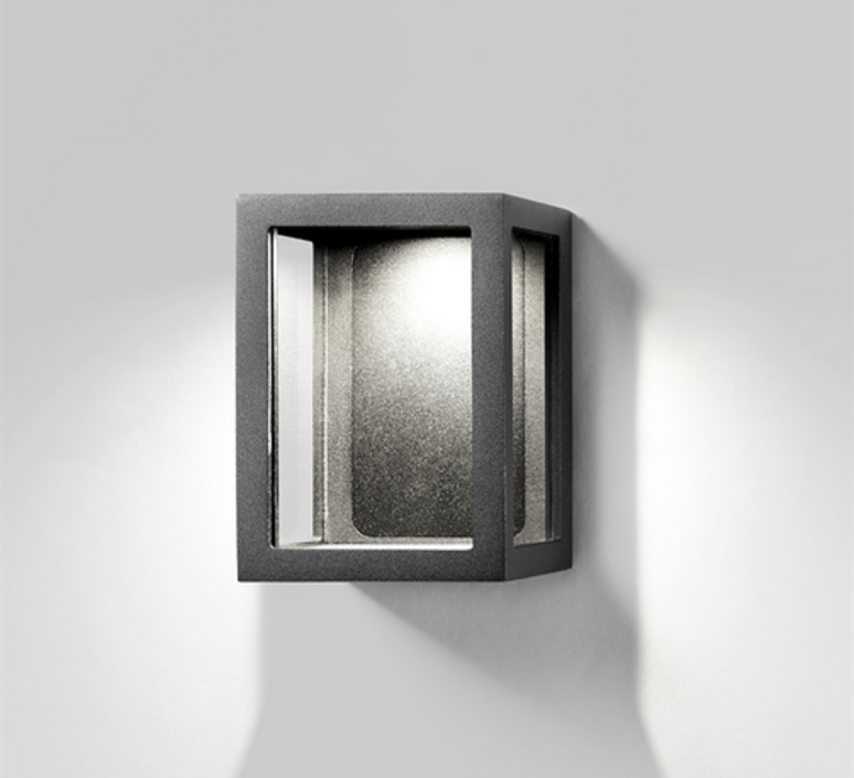 Lantern w1 ronni gol applique murale wall light  light point 257513  design signed 41413 product
