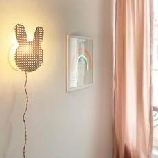 Lapin anne sophie boucard applique murale wall light  anso alcan  design signed nedgis 74028 thumb