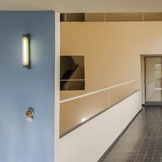 Laroche charles le corbusier applique murale wall light  nemo lighting roc ldw 31  design signed nedgis 69099 thumb