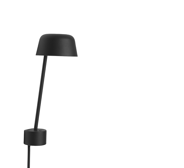 Lean jens fager applique murale wall light  muuto 21955  design signed 36213 product
