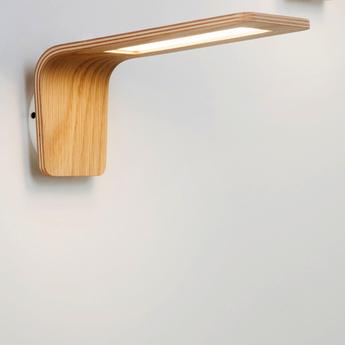 applique murale led butterfly ch ne l18cm tunto luminaires nedgis. Black Bedroom Furniture Sets. Home Design Ideas