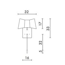 Petit couture emmanuelle legavre designheure a33pctledbpdp luminaire lighting design signed 13521 thumb