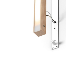 Led28 mikko karkkainen tunto led28 fix 80 oak luminaire lighting design signed 12259 thumb