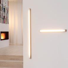 Led40 mikko karkkainen tunto led40 fix 40 walnut luminaire lighting design signed 70300 thumb