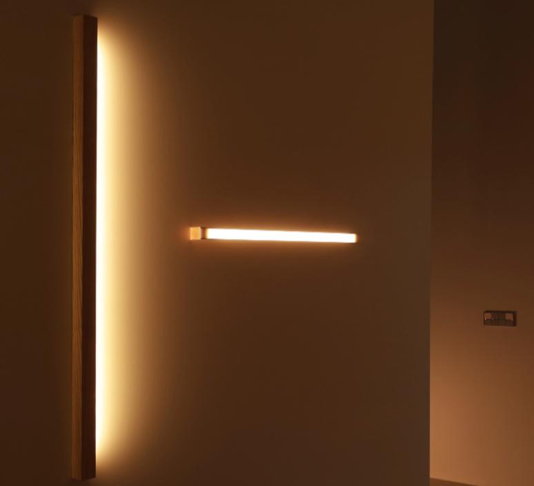 Led40 mikko karkkainen tunto led40 fix 100 walnut luminaire lighting design signed 12273 product