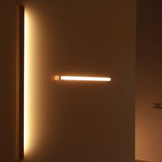 Led40 mikko karkkainen tunto led40 fix 100 walnut luminaire lighting design signed 12273 thumb