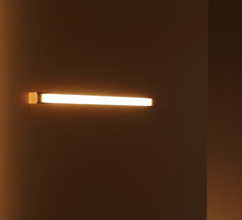 Led40 mikko karkkainen tunto led40 fix 40 walnut luminaire lighting design signed 12283 product
