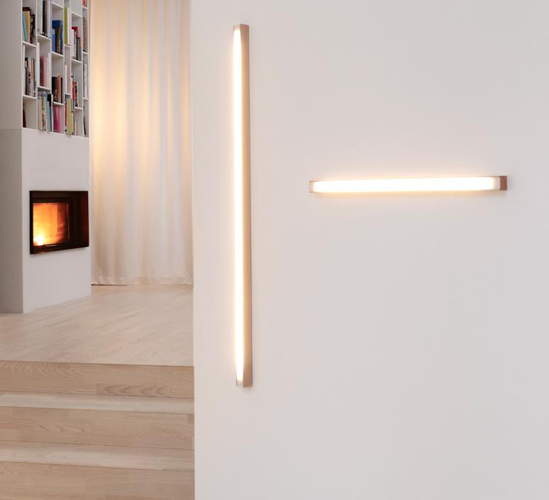 Led40 mikko karkkainen tunto led40 fix 40 walnut luminaire lighting design signed 70133 product
