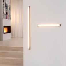 Led40 mikko karkkainen tunto led40 fix 40 walnut luminaire lighting design signed 70133 thumb