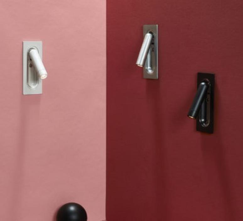 Ledtube mini daniel lopez applique murale wall light  marset a622 154  design signed nedgis 68342 product