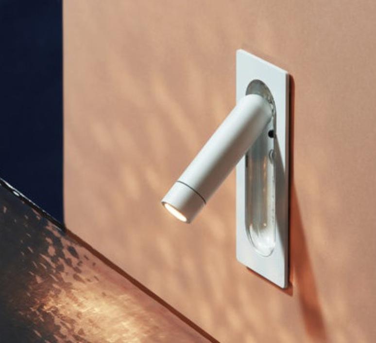 Ledtube mini daniel lopez applique murale wall light  marset a622 156  design signed nedgis 68347 product