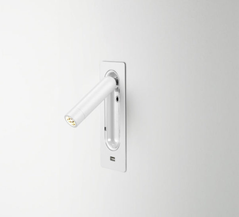 Ledtube usb daniel lopez applique murale wall light  marset a622 152  design signed nedgis 68337 product