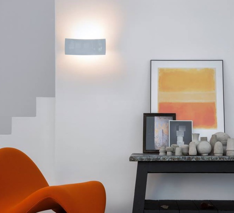 Lens francesco rata oluce 151 blanc luminaire lighting design signed 22425 product