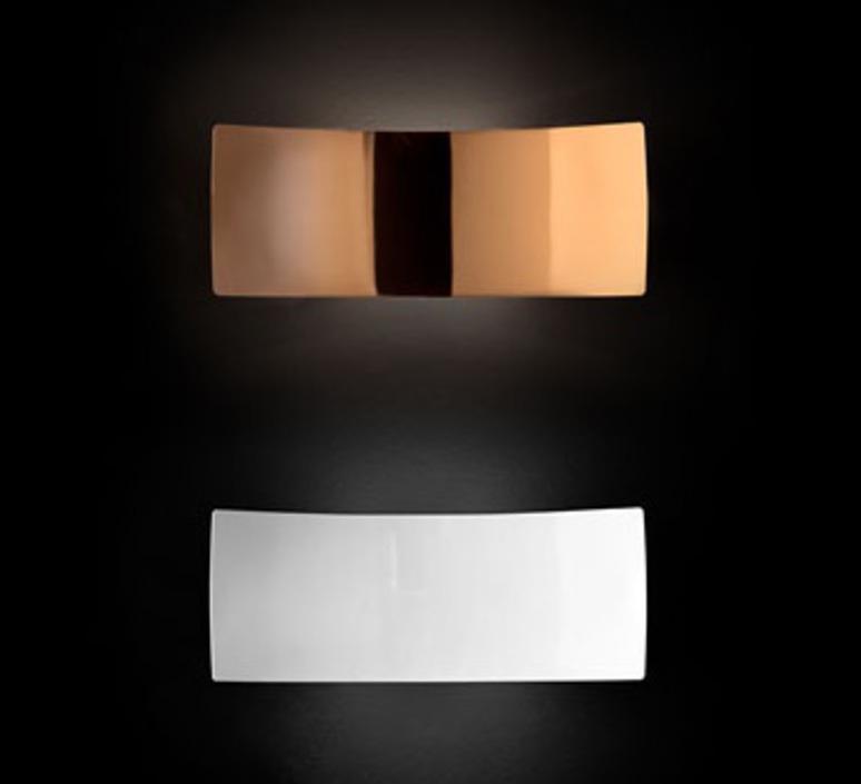 Lens francesco rata oluce 151 blanc luminaire lighting design signed 22428 product
