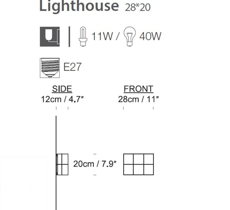 Lighthouse russell cameron innermost wl028100 luminaire lighting design signed 12515 product