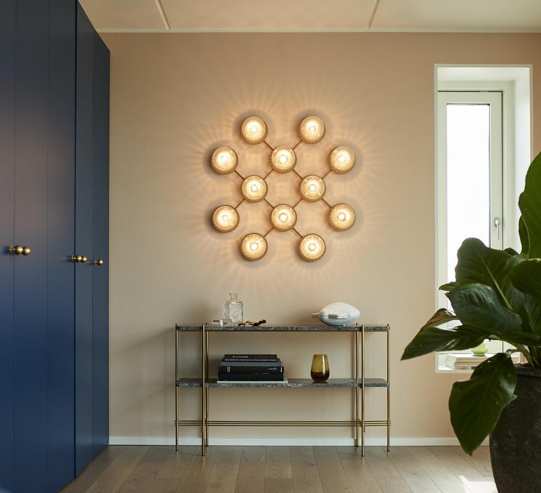 Liila 12  sofie refer applique murale wall light  nuura 04120123  design signed nedgis 89588 product