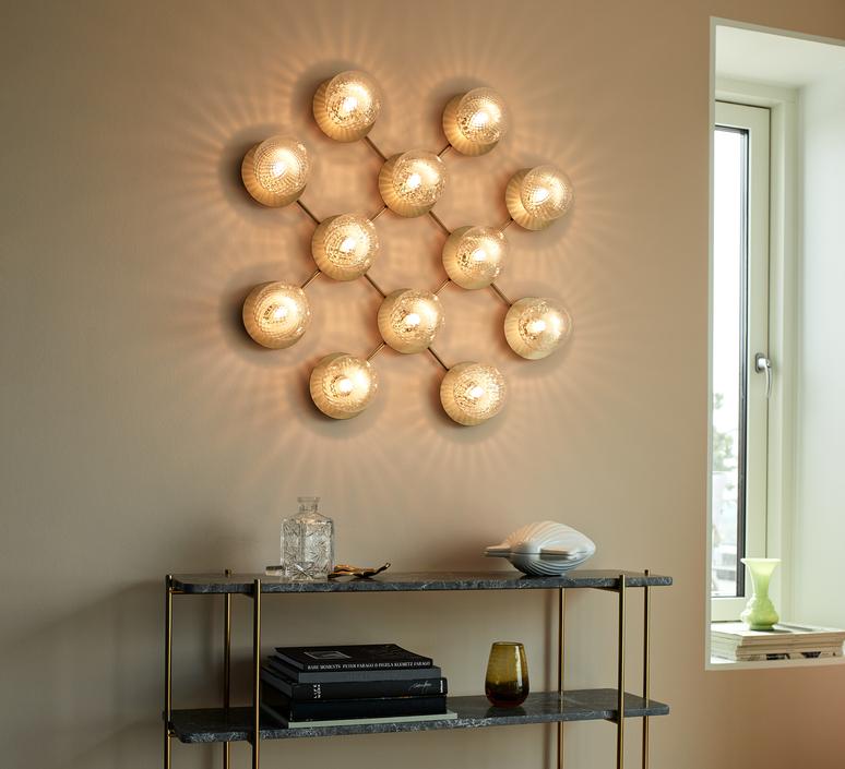 Liila 12  sofie refer applique murale wall light  nuura 04120123  design signed nedgis 89589 product