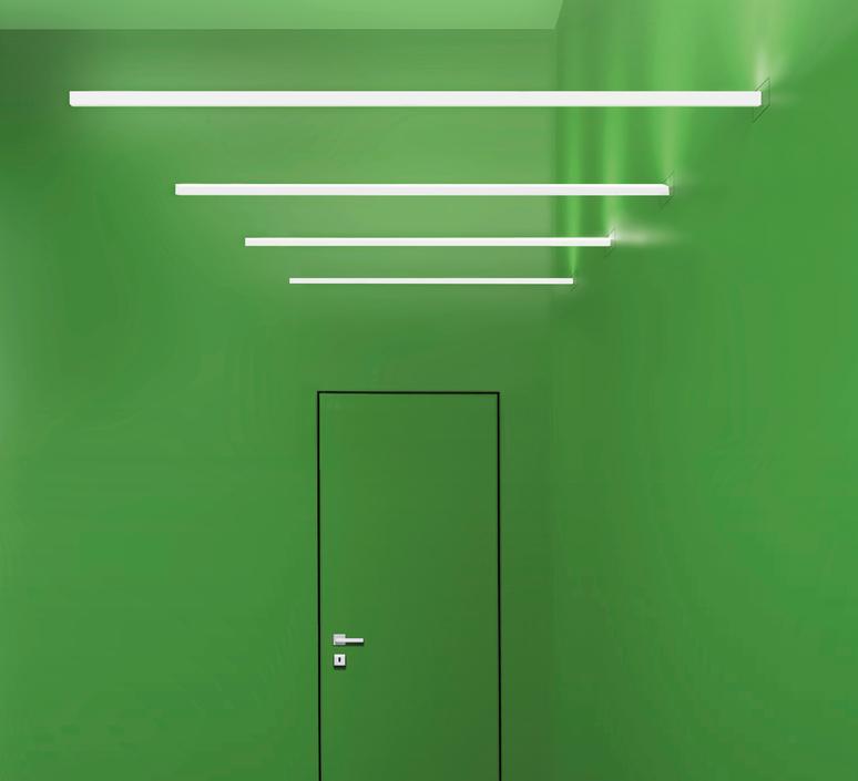 Linescapes vincenzo de cotiis applique murale wall light  nemo lighting lin lw2 34  design signed 58963 product