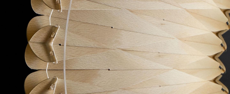 Applique murale lola blanc ivoire l26cm h17cm lzf normal