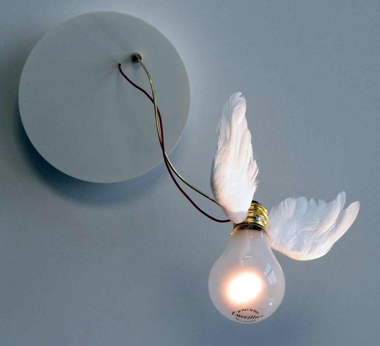 Lucellino nt led ingo maurer applique murale wall light  ingo maurer 4805020  design signed nedgis 64805 product