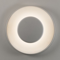 Lunanera marc sadler applique murale wall light  martinelli luce 1437 bl  design signed 43510 thumb