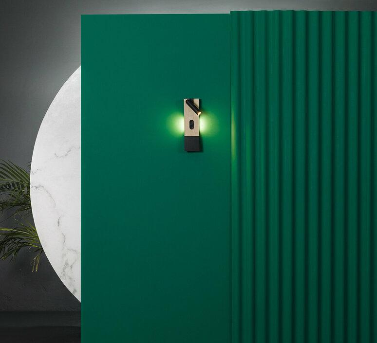 Magos studio faro lab applique murale wall light  faro 20331  design signed nedgis 125638 product
