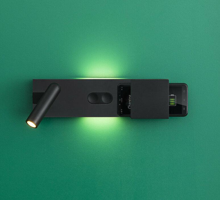 Magos studio faro lab applique murale wall light  faro 20330  design signed nedgis 125631 product