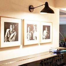 Mantis bs5 bernard schottlander  applique murale wall light  dcw editions bs5 bl  design signed nedgis 65460 thumb