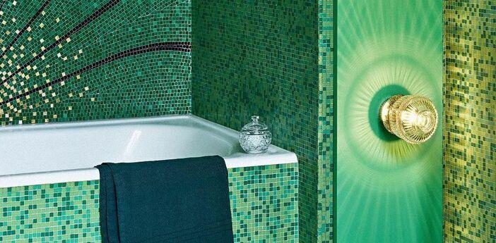 Applique murale matrice finition doree ip44 o12cm h15 5cm saint louis normal