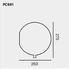 Memory mat boris klimek  applique murale wall light  brokis pc878cgc39cgsu881ccs620cee777  design signed 81496 thumb