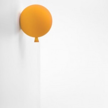 Applique murale memory mat orange o40cm brokis normal