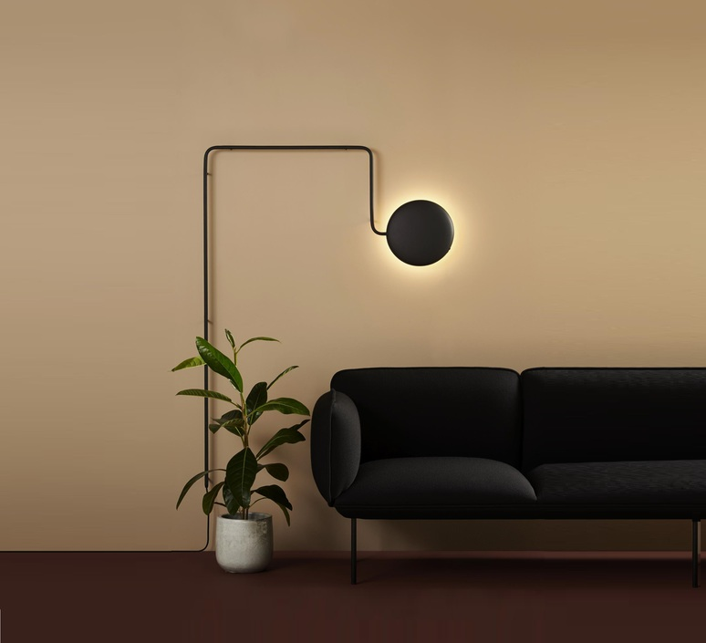 Mercury wall lamp  applique murale wall light  woud 137005  design signed 39548 product