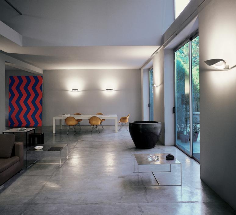 Mesmeri eric sole applique murale wall light  artemide 0918w30a  design signed 61106 product