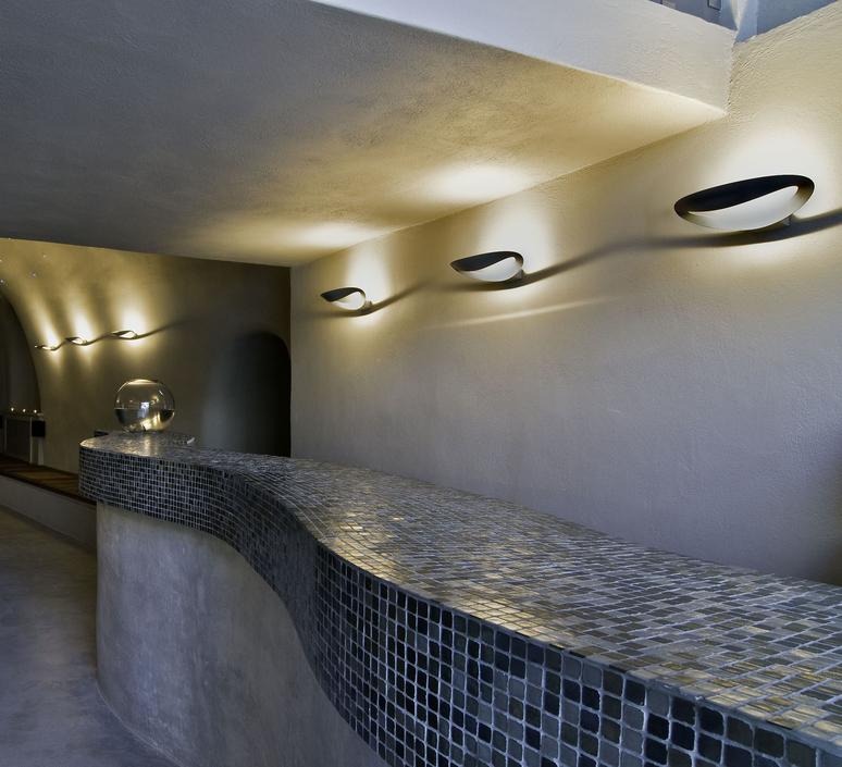 Mesmeri eric sole applique murale wall light  artemide 0918w30a  design signed 61295 product