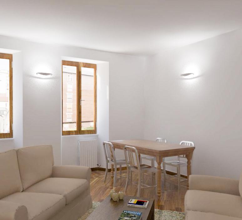 Mesmeri eric sole applique murale wall light  artemide 0916010a  design signed 61089 product